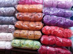 Myboshi kleuren te koop bij ons op de markt en in de winkel.  Smitje.com en smitjefournituren.com