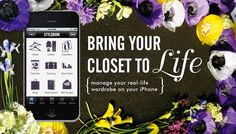 Stylebook - a closet manager & fashion assistant app for the iPhone and iPod Touch