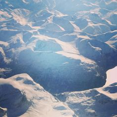 Sunny day in #Norway , with mountains from the sky ! :)