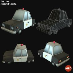 low poly cars - Buscar con Google