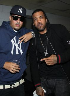 "Lloyd Banks & French Montana ""Can U Dig It"" 