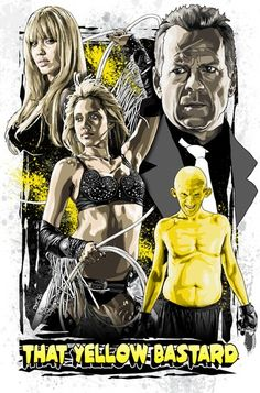 Sin City: That Yellow Bastard by Brian C. Roll