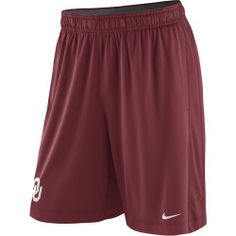 Nike Men's University of Oklahoma Dri-FIT Fly Short