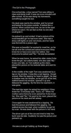 Creepypasta-Just a story!
