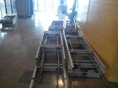 Desmontaje rodante. Mudanzas y Transportes CPT. www.mudanzascpt.es