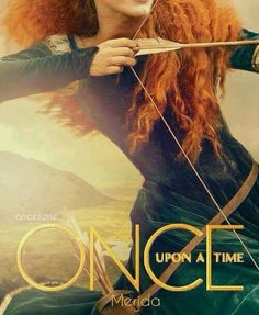 Yes, I also want Merida on Once