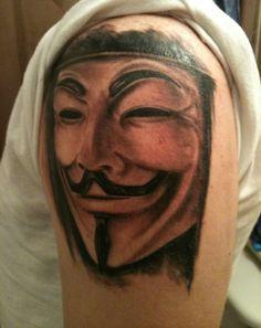 Tatuagens de V de Vinganca 40