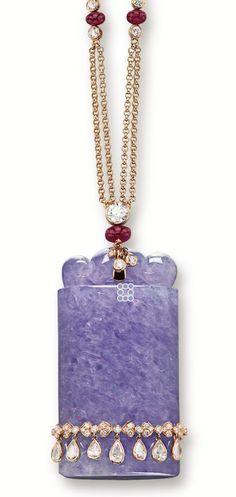LAVENDER JADEITE, RU beauty bling jewelry fashion