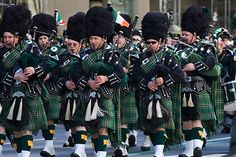 Top ten spots to spend St. Patrick's Day around the world - list includes SAVANNAH!