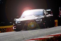 Audi A5 DTM at Brands Hatch 2012