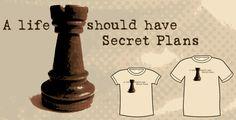 Secret Plans Shirt