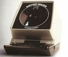 """""""Astro Wars was a simply brilliant variant on Galaxians produced by Grandstand and released in 1981. At the time Grandstand were the dominant force in hand-held games although this lead would soon be ceded as the game/watch hardware from companies like Nintendo became more prolific. Ultimately people turned to the cheaper, varied and generally better computer/console games. Still, this is a beautiful little unit which kept me occupied for many hours. Image from Retro Gamer magazine."""