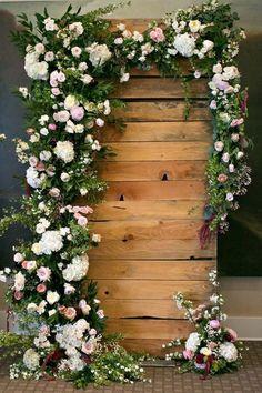 Spring Wedding Romantic Napa Valley wedding decor: www. Wedding Ceremony Ideas, Ceremony Decorations, Wedding Trends, Wedding Centerpieces, Wedding Designs, Diy Wedding, Wedding Flowers, Wedding Photos, Trendy Wedding
