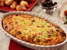Ham and Cheese Bake recipe from Giada De Laurentiis via Food Network