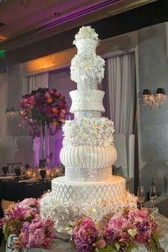 Wedding Cake. ..Beautiful