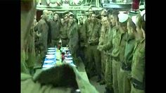 Israel Navy Soldiers Sing Shabbat Song At Sea