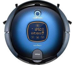 Samsung Aspirateur Robot Navibot Sr8855 Bleu