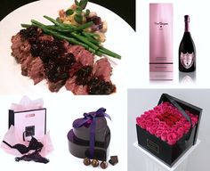Valentines Day Menu: Duck Breast with Sour Cherry Sauce