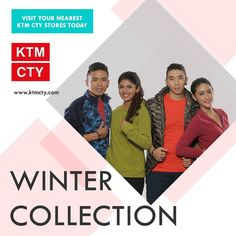 New Winter Collection available at KTM CTY stores  #personalstyleblogger #ootd #chic #badgal #stylist #style #fashionaddict #instastyle #styleblogger #instagood #styleinspiration#livin #urban #fashiondesigner #brand #outfit #popular #fly #swag #fashionblog #amazing #bestoftheday #apparel #wdywt #cool #dope #clothes