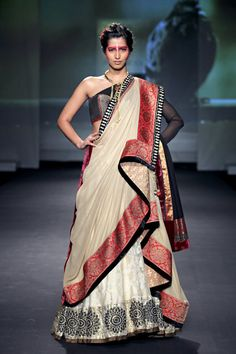 Anju Modi at Delhi Couture Week