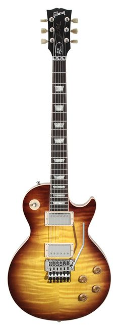 Gibson Custom Shop Electric Guitar Alex Lifeson Axcess Les Paul Viceroy Brown