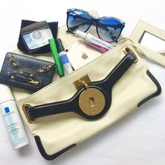 A good clutch has enough room to let you carry some of your most important essentials -- yes, even a travel-sized can of facial mist spray. This #Balenciaga Lune Clutch in butter-soft goatskin leather is a perfect one. . . Take a closer look by hitting the link in the bio. recommerce,fashion,bagfie,tbt,buy,baglovers,balenciagalune,ecommerce,throwbackthursday,vintage,balenciaga,retailtherapy,thefifthcollection,dowhatyoulove,bagaholic,clutch,makersgonnamake