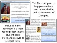 China - The Voyages of Zheng He