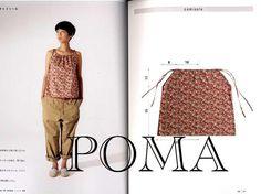 Yoshiko Tsukiori facile punto diritto carino cucire di pomadour24