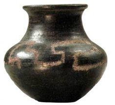 Ранняя стадия позднего бронзового века, в 15 в. до нашей эры, Лчашен, Курган № 5, глина, 10,3 x11, 3x8, 1 см НИМА,