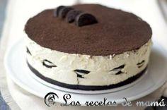 Tarta de queso con galletas Oreo – Chessecake de Oreo