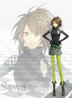 Sawa - Amnesia - Anime Characters Database