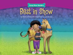 This beautiful book by Barbara Bukowski @Red Chair Press  teaches children to be who they are,and appreciate each others' differences. #dogs