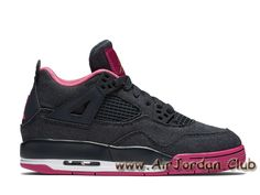 separation shoes b9cd6 48d64 Air Jordan 4 Retro ´Girls Denim´ 487724-408 Femme Fille Jordan Release