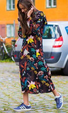 Primavera, te esperamos con flores. Copenhagen Fashion Week