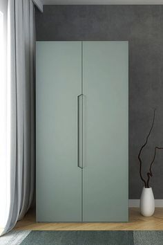 Garderobe - Elegance Faktum Metod Guest Bedroom Office, Ikea Pax, Wardrobe Storage, Farrow Ball, Armoire, Tall Cabinet Storage, Ikea Hacks, Interior Design, Elegant