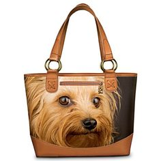 Yorkie tote bag I have this one and love it!