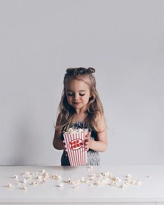 Popcorn: sweet or salty? We're team sweet! #popcorntime #myheart #toddlermom #separatedbutconnectedsouls #loveofmylife #momswithcameras #hairoftheday