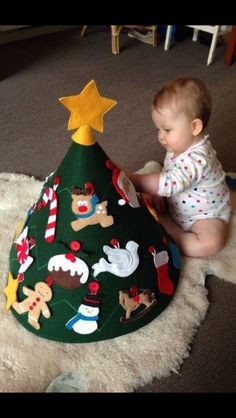 Christmas toy for baby
