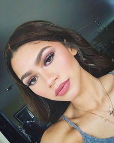 "nice Zendaya on Instagram: ""I need to start doing makeup tutorials"""
