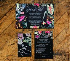 Wedding Invite Designs To Kill For