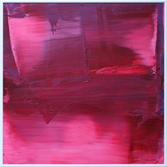 Koen Lybaert - Satie 02 [Abstract N°1547] - oil on canvas on wood panel [50 x 50 x 0.5 cm] / 2016