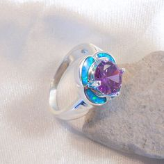 DigNew Size 6.5 Handmade 925 Sterling Silver Plated by DigNew