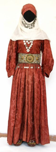 Costume from Dagestan || Агулка (Avars)