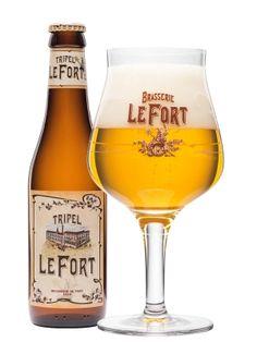 Tripel LeFort, Brasserie LeFort, Omer Vander Ghinste