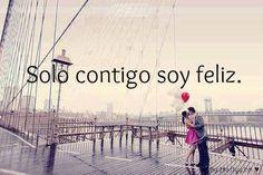 Sólo contigo