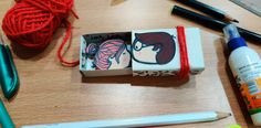 Reuse, Upcycle, Matchbox Art, Sunglasses Case, Bae, Recycling, Valentines, Cool Stuff, Birthday