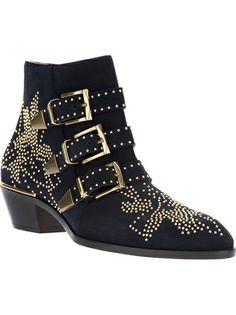 CHLOÉ - Susanna ankle boot 6