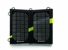 Goal Zero 11800 Nomad 7 v2 Solar Panel (847974001981) Solar charge your cell phone in 1-2 hours Use solar power with USB or 12 Volt devices Collect 7 Watts of power from the sun Foldable, rugged design, and weather resistant