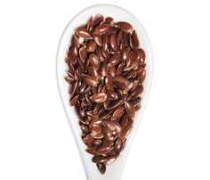 FLAX SEEDS cut cancer causing inflammation....love flax seed in just about anything.