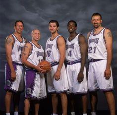 Sacramento Kings - The team I grew up with!!!  Dream Team